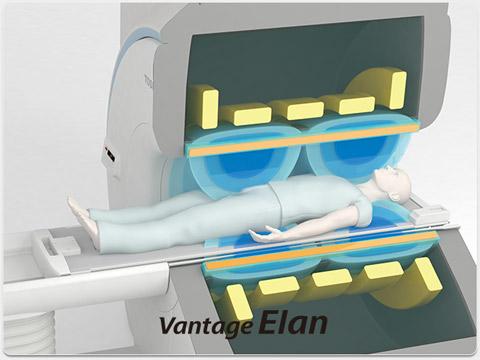 Gradient Coil Vantage Elan